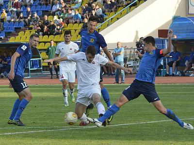 «СКА-Хабаровск» сыграл вничью свладивостокским «Лучом»